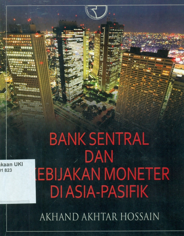 [Central Banking and Monetery Policy in the Asia-Pacific. Bah. Indonesia] 