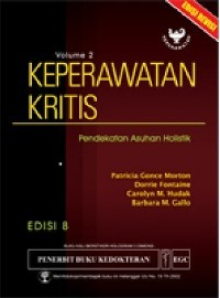 [Critical Care Nursing:A Holistic Approach. Bhs. Indonesia]