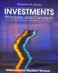 Investments principles and concepts