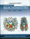 Principles of biochemistry:international student version