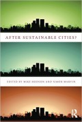 After Sustainable Cities ?