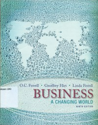 Image of Business : A Changing World