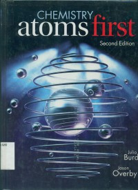 Image of Chemistry : atom first
