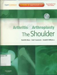 Image of Arthritis & Arthroplasty : the shoulder
