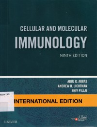 Image of Cellular and Molecular Immunology