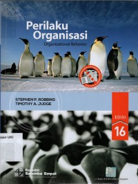 Image of [ Organizational Behavior.Bahasa.Indonesia ]