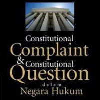 Image of Constitutional Complaint & Constitutional Question