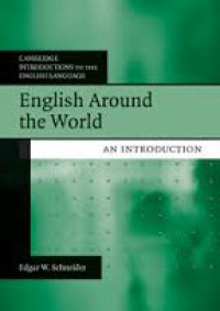 Image of English around the world: an introduction
