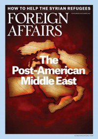 Image of Foreign Affairs, November-December 2015
