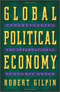 Image of Global Political Economy Understanding The International Economic Order