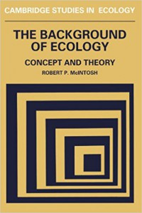 Image of The Background of Ecology : Concept and Theory